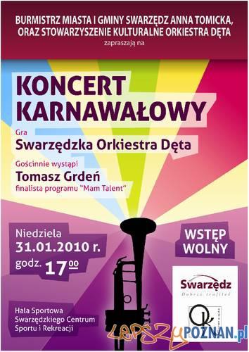 koncert karnawalowy  Foto: