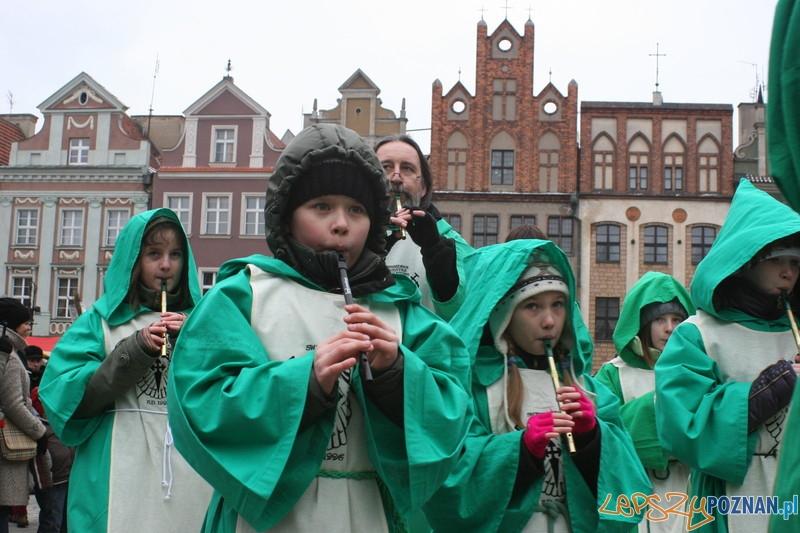 XVII Kaziuk w Poznaniu – Orszak Królewski Jagiellonów  Foto: