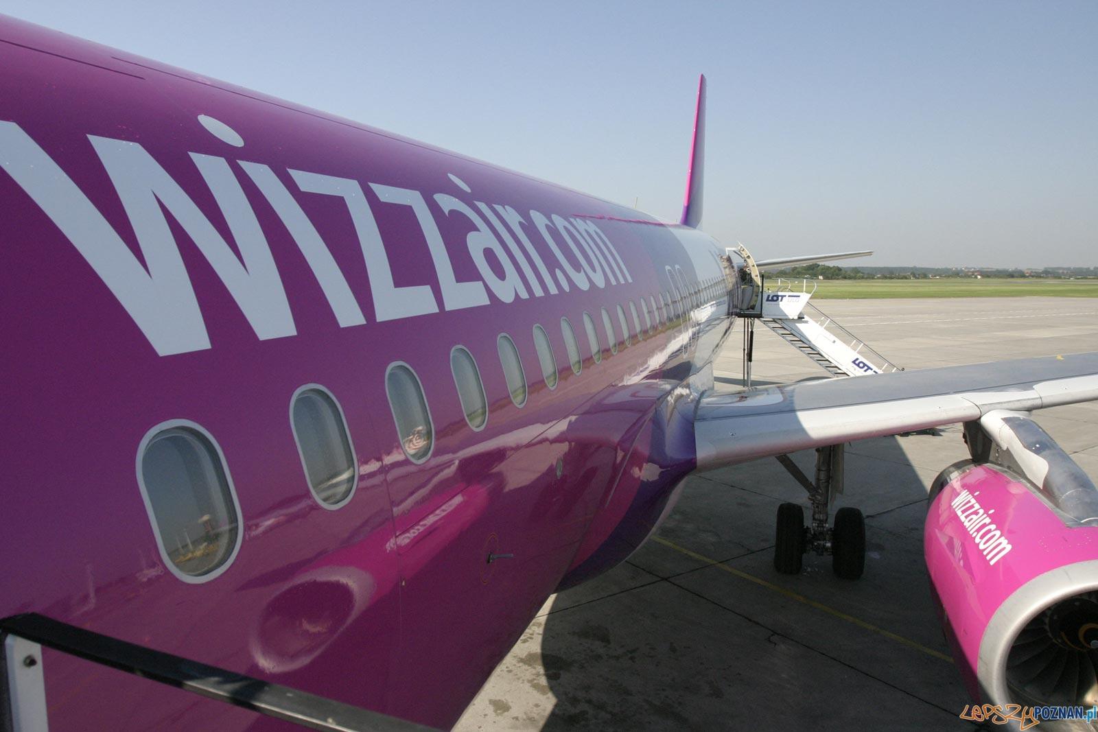 Wizz Air  Foto: materiały prasowe
