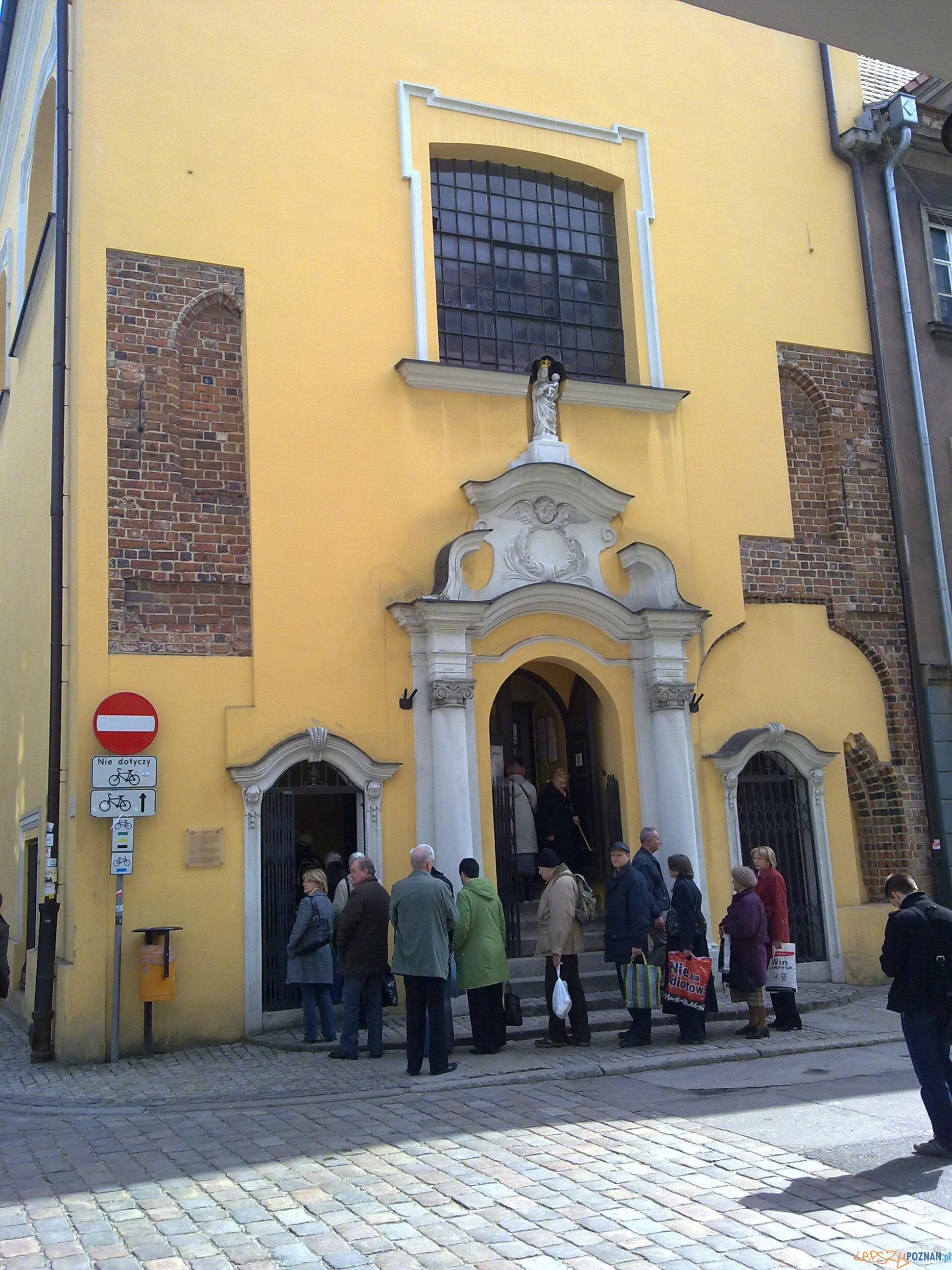 Kościół Najświętszej Krwi Pana Jezusa  Foto: lepszyPOZNAN.pl