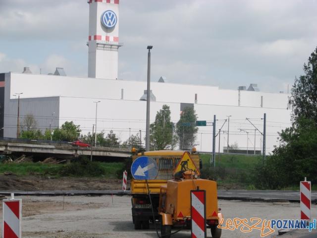 foto: lepszyPOZNAN - wiadukt w Antoninku  Foto: