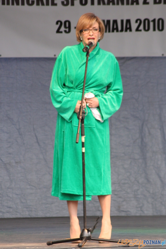 XVII Kórnickie Spotkania z Białą Damą - 30.05.2010 r.  Foto: Piotr Rychter