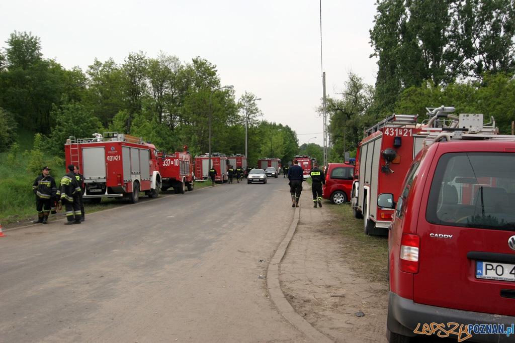 foto: lepszyPOZNAN - fala kulminacyjna - Starołęka  Foto: