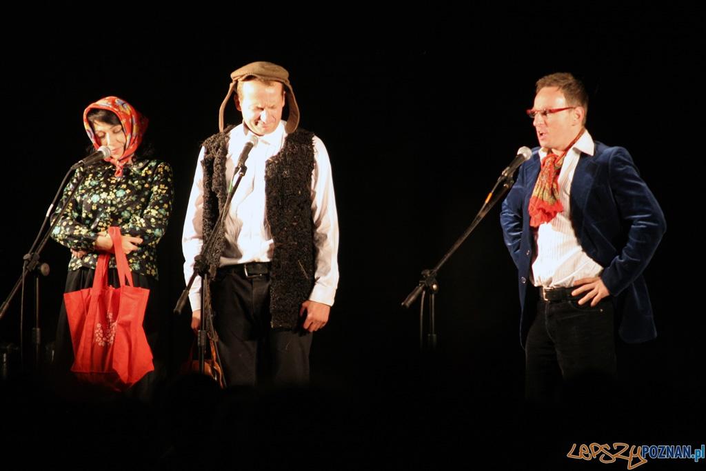 II Poznańska Noc Kabaretowa - 24.06.2010 r. - Kabaret Moralnego Niepokoju  Foto: Piotr Rychter