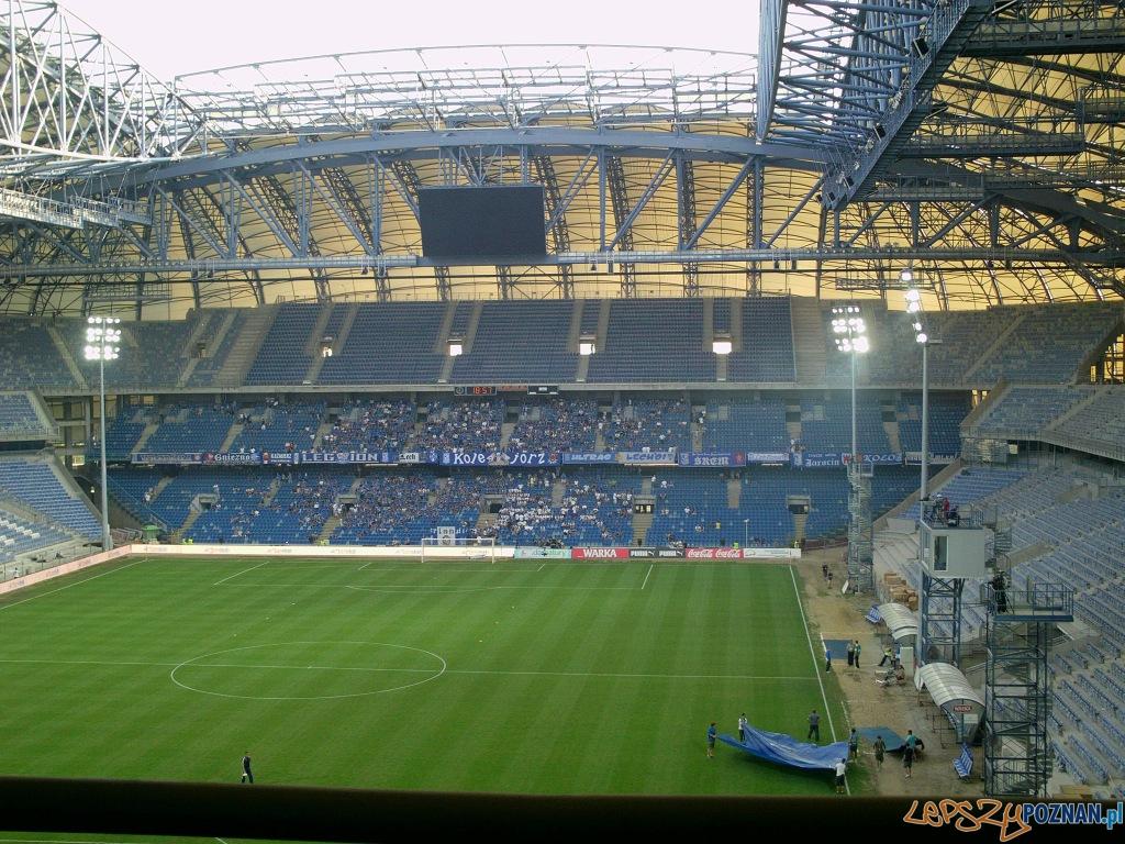 Lech Poznań - Inter Baku - 2010.07.21  Foto: Paweł Rychter