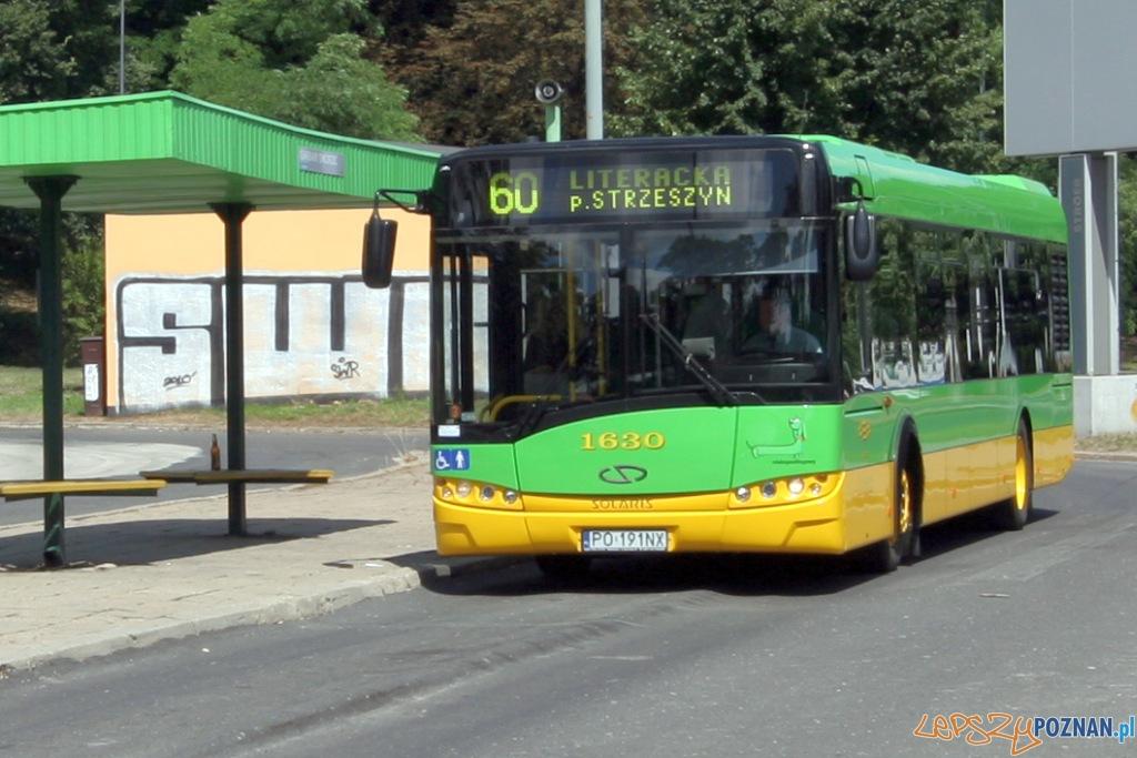 Solaris Urbino 12 - pierwsza trasa na linii 60 - 29.07.2010 r.  Foto: lepszyPOZNAN / Paweł Rychter