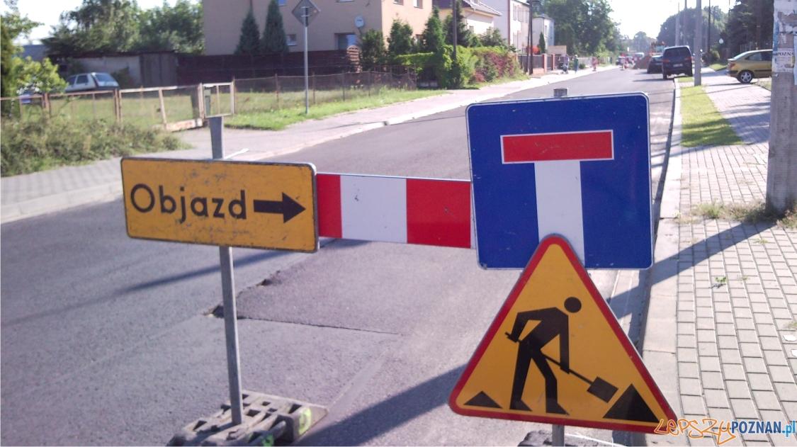 ulica Leszka  Foto: lepszyPOZNAN
