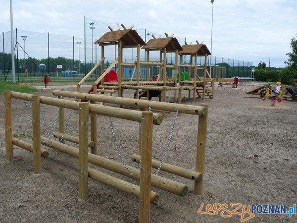 Nowy plac zabaw w Stęszewie  Foto: Urząd Miejski Gminy Stęszew