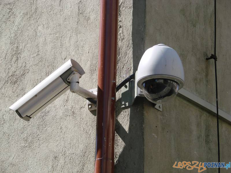 kamery monitoring miejski  Foto: lepszyPOZNAN.pl / ag