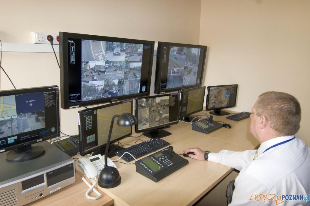 Nowe centrum monitoringu na Jeżycach  Foto: Paweł Rychter