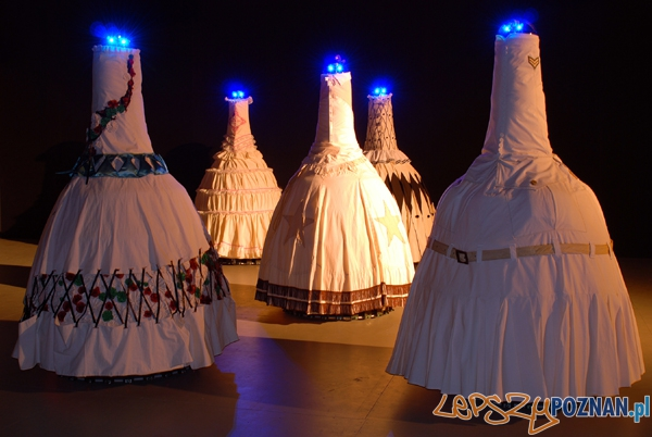 The Hosts: A Masquerade Of Improvising Automatons  Foto: