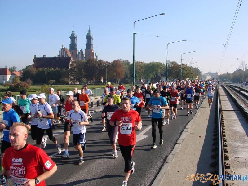 11. POZNAŃ MARATON - I OKRĄŻENIE  Foto: lepszyPOZNAN.pl/ag