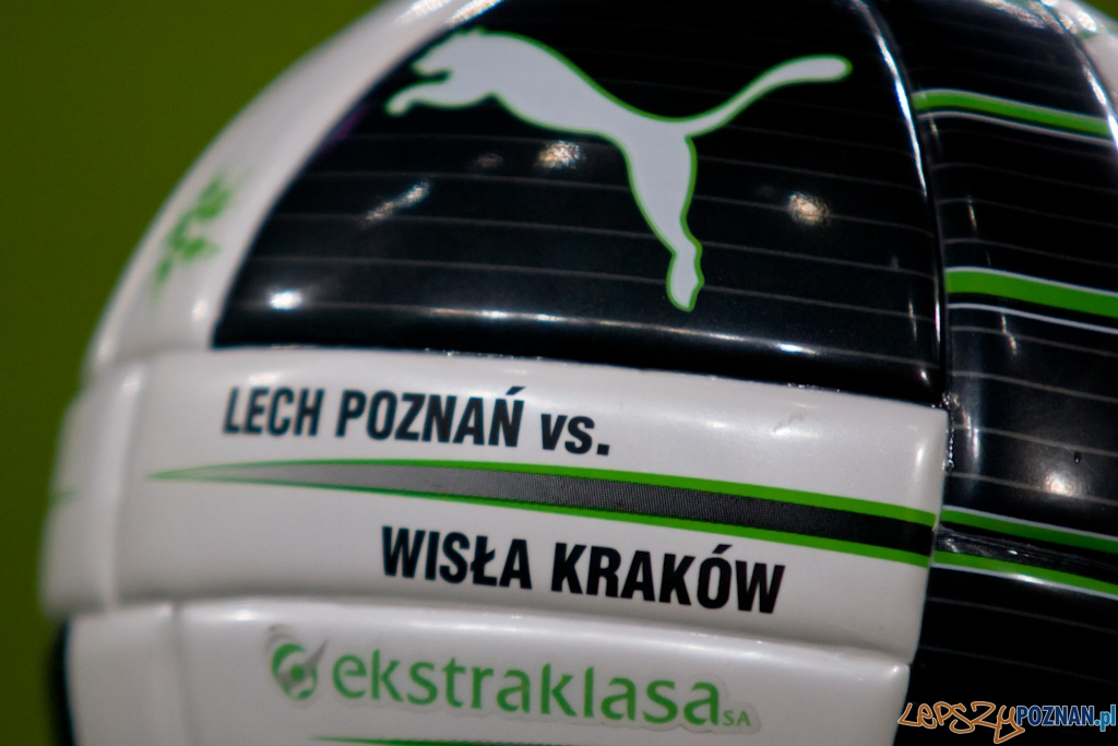 KKS Lech Poznań - Wisła Kraków - fotorelacja 31.10.2010 r.  Foto: Piotr Rychter
