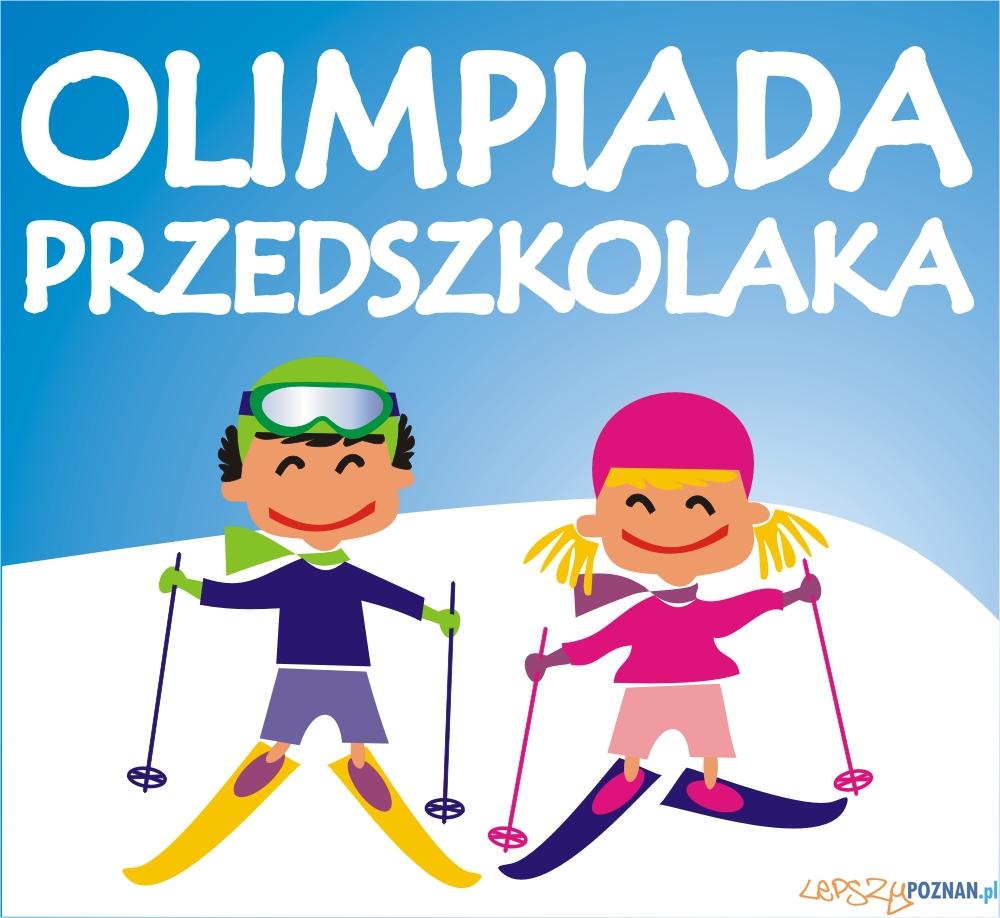 Olimpiada Przedszkolaka  Foto: