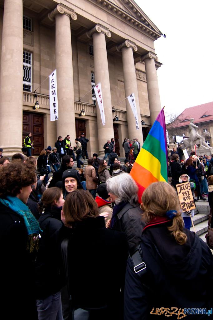 Marsz Równości 20.11.2010 r.  Foto: Piotr Rychter