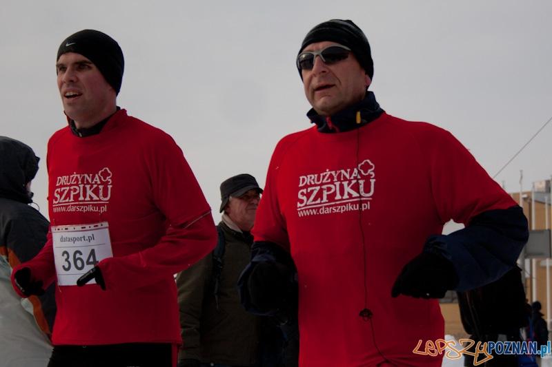 XXVII Międzynarodowy Bieg Sylwestrowy im. Ryszarda Burgiela  Foto: Paweł Rychter