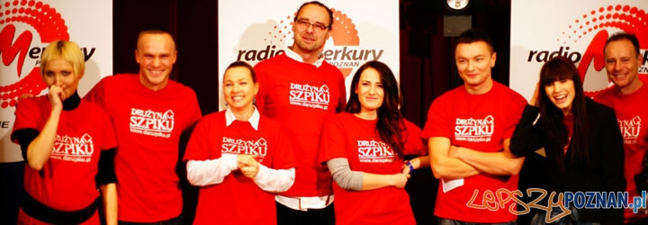 Głosy kolędy Drużyny Szpiku  Foto: Drużyna Szpiku
