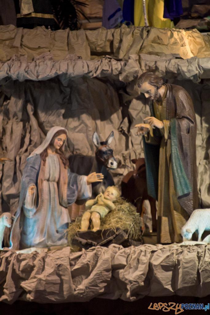 Szopki bożonarodzeniowe - Kościół św. Franciszka Serafickiego (bernardynów)  Foto: Piotr Rychter