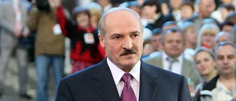 Alaksandr Łukaszenka  Foto: archiwum