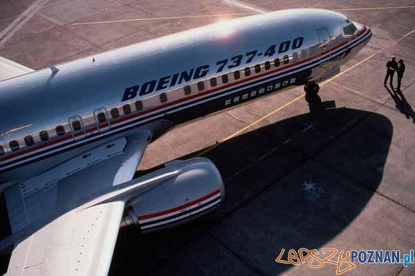 Boeing 737-400  Foto: Boeing