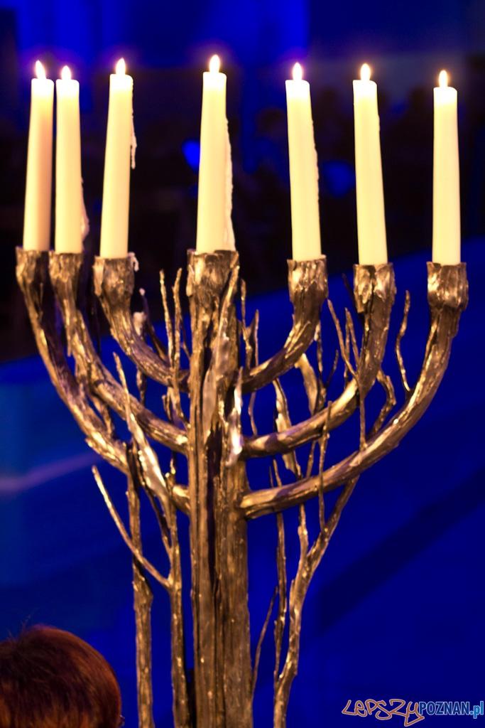 XIV Dzień Judaizmu - Piesni żydowskie w wykonaniu kantora Toma A. Furstenberga  Foto: lepszyPOZNAN.pl / Piotr Rychter