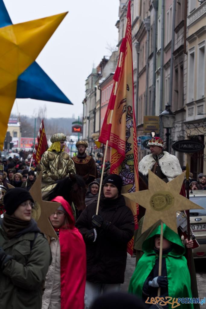 Orszak Trzech Króli - 6.01.2011 r.  Foto: Piotr Rychter