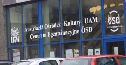 Austriacki Ośrodek Kultury  Foto: Austriacki Ośrodek Kultury