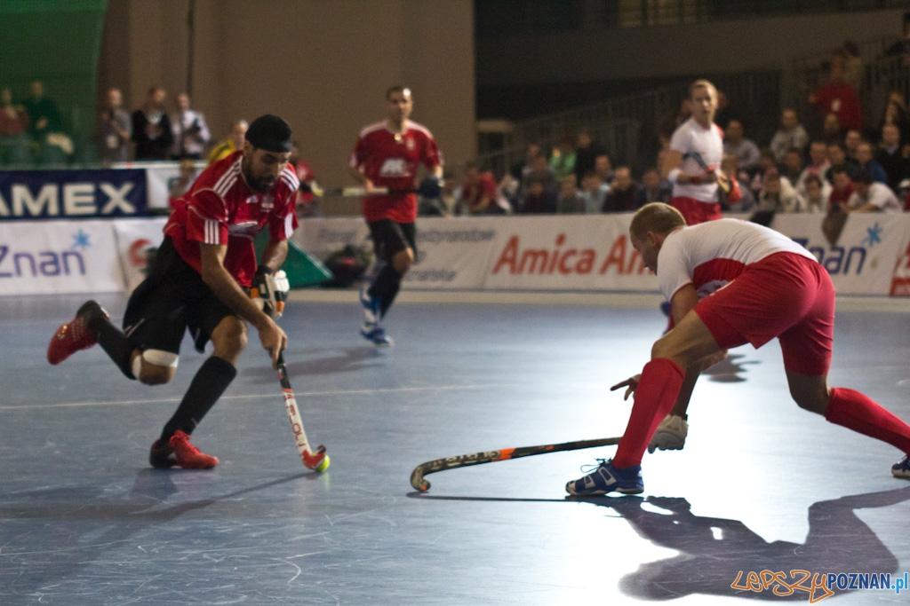 III Halowe Mistrzostwa Świata w Hokeju na Trawie - Polska - Kanada  Foto: lepszyPOZNAN.pl / Piotr Rychter