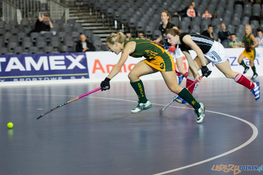III Halowe Mistrzostwa Świata w Hokeju Na Trawie - Australia - Niemcy  Foto: lepszyPOZNAN.pl / Piotr Rychter