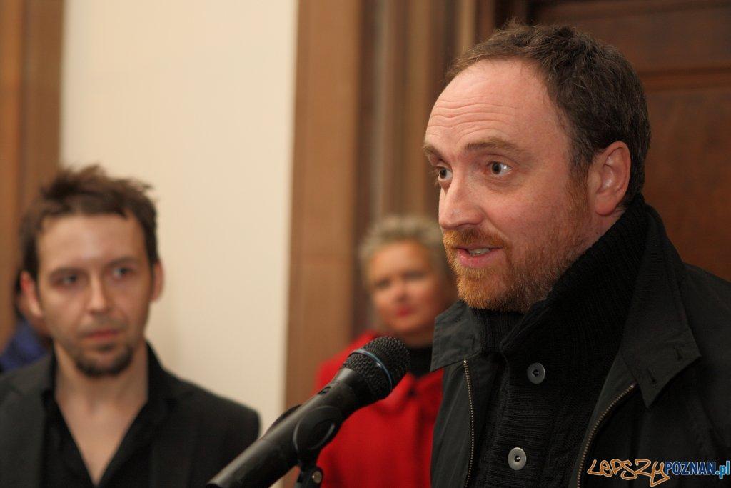 Dan Holdsworth  Foto: Maciej Kaczyński