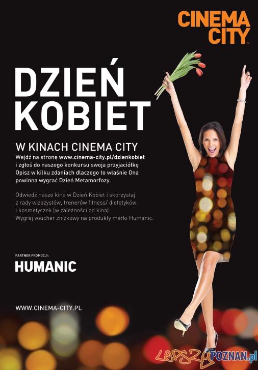 Filmowy Dzień Kobiet  Foto: Filmowy Dzień Kobiet