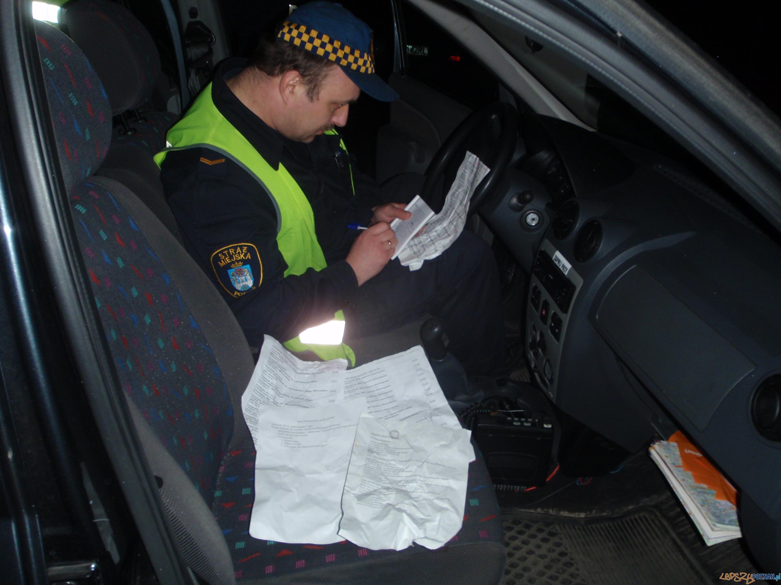Interwencja Straży Miejskiej  Foto: Straż Miejska
