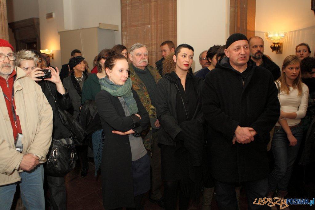 Wystawa fotografii Dana Holdswortha_3  Foto: Maciej Kaczyński