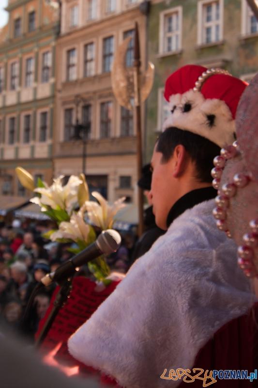Kaziuki na Starym Rynku w Poznaniu  Foto: LepszyPOZNAN.pl / Paweł Rychter