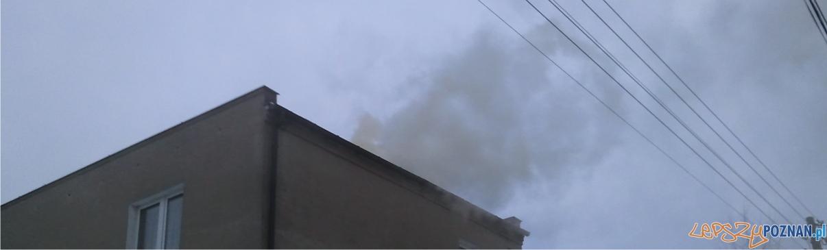 panorama dym z komina  Foto: lepszyPOZNAN.pl