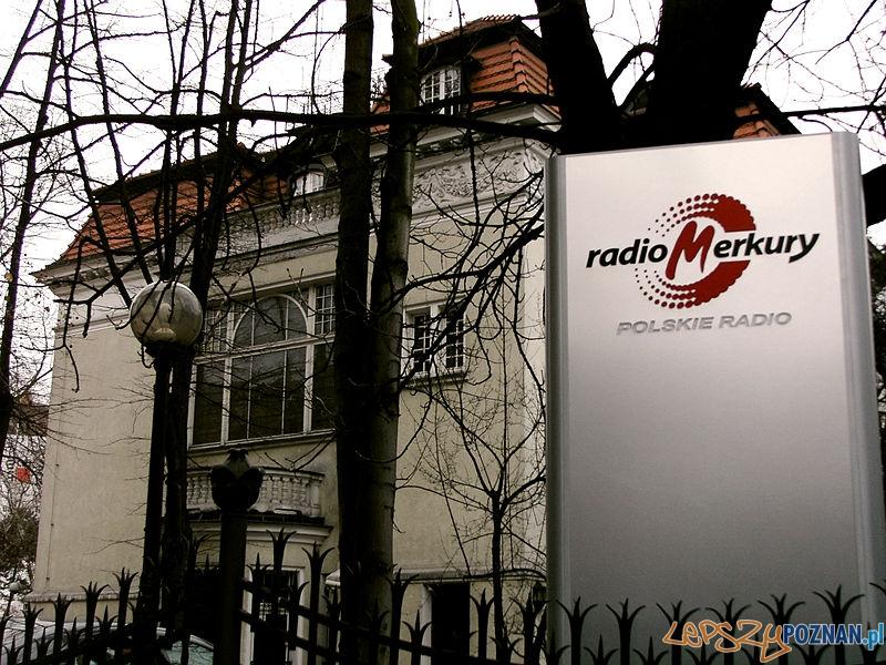 Siedziba Radia Merkury przy ulicy Berwińskiego  Foto: wikipedia.pl