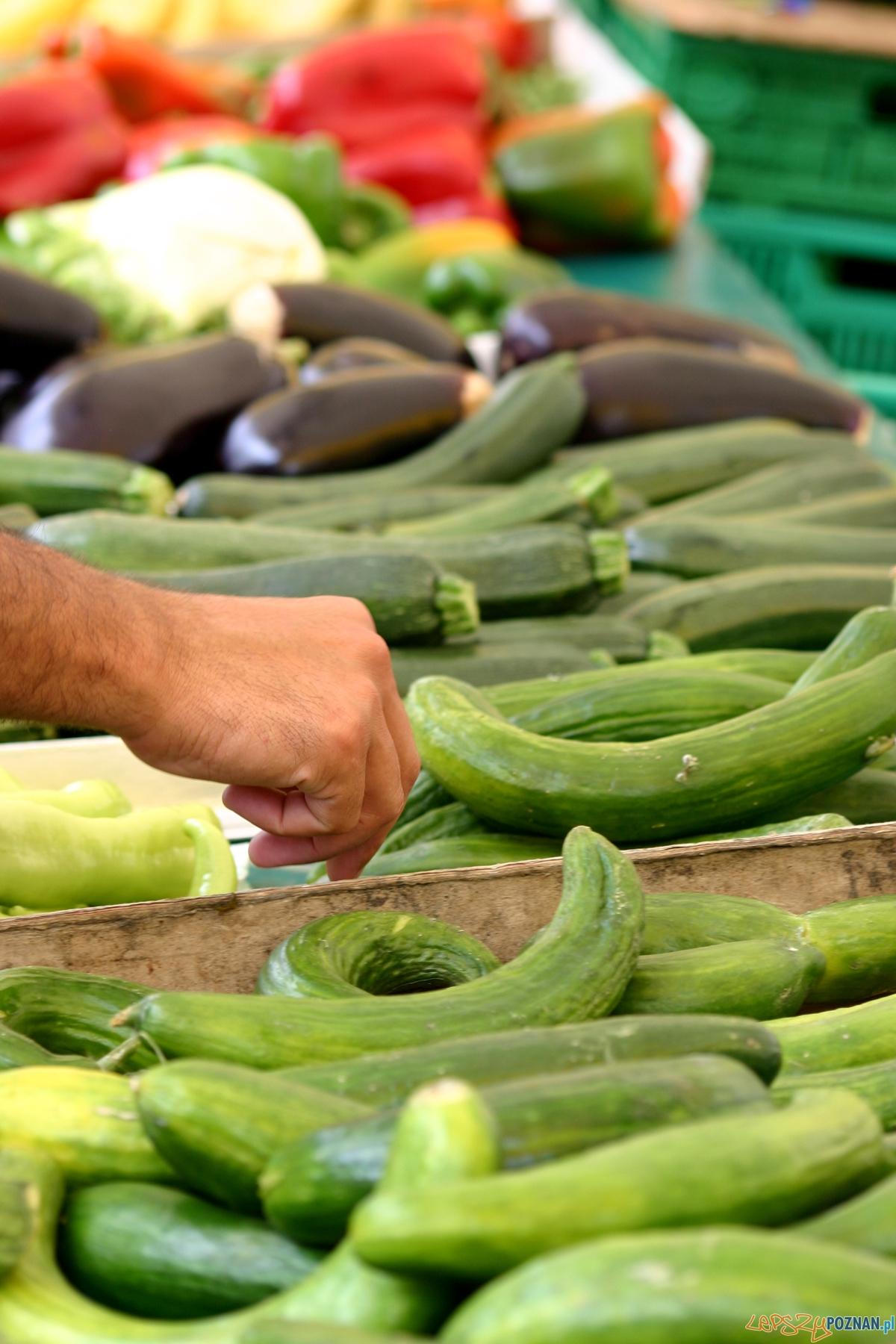 Warzywa ryneczek  Foto: sxc