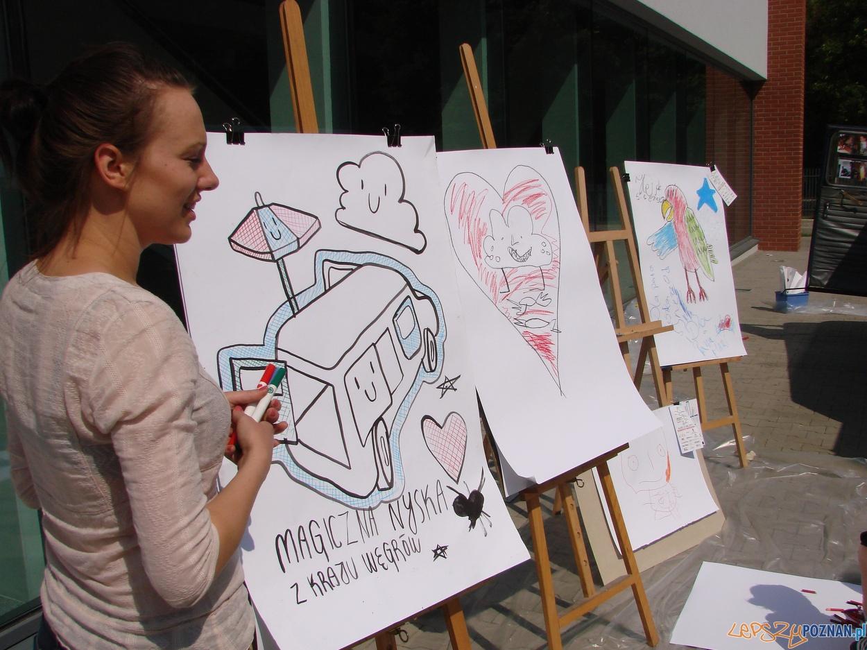 Batory Express w Poznaniu  Foto: lepszyPOZNAN.pl / ag