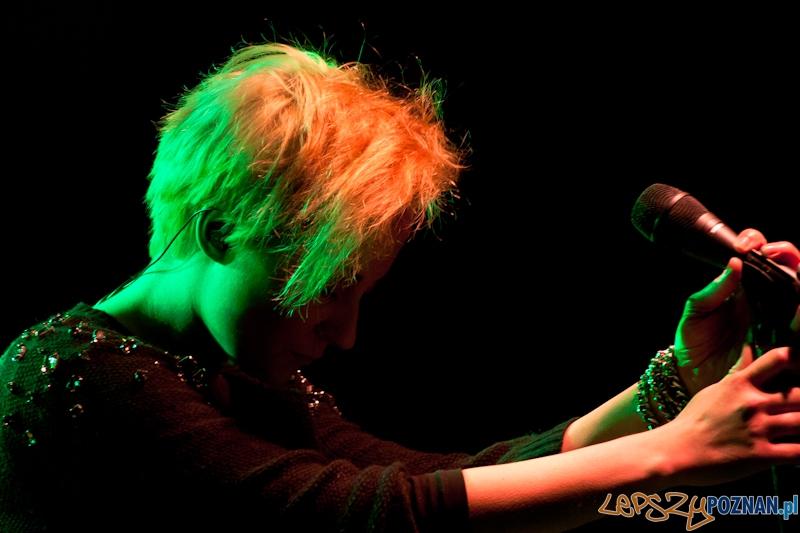 Paulina Przybysz (PINNAWELA) - Nowe Nurty 2011 - 14.05.2011 r  Foto: LepszyPOZNAN.pl / Paweł Rychter