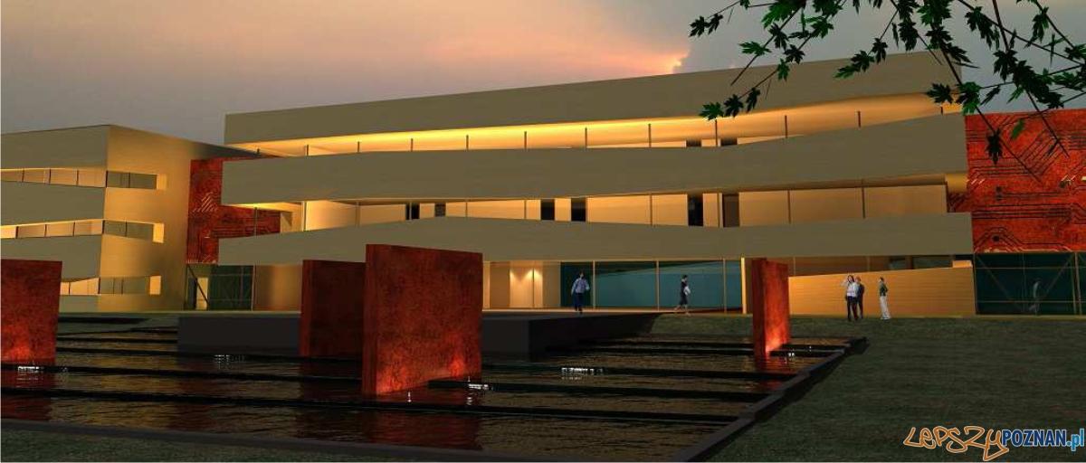 Wielkopolskie Centrum Zaawansowanych Technologii  Foto: Pracownia Architektoniczna 1997