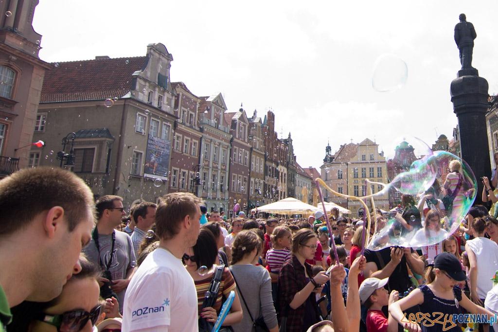 Bańki mydlane  Foto: lepszyPOZNAN.pl / Piotr Rychter