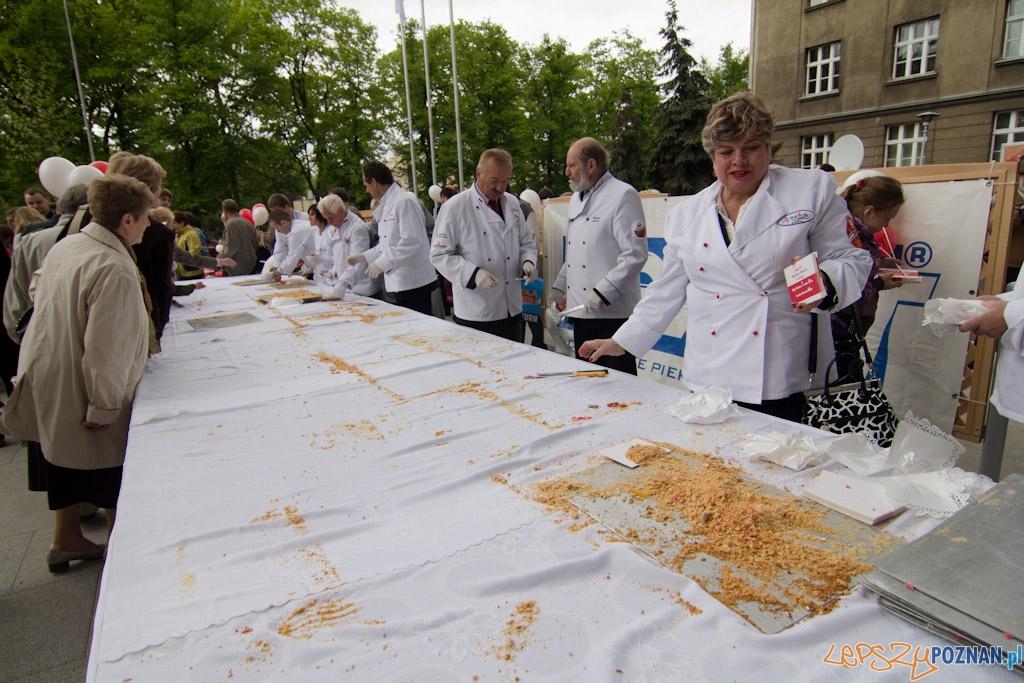 Dzień Flagi - 2.05.2011 r.  Foto: lepszyPOZNAN.pl / Piotr Rychter