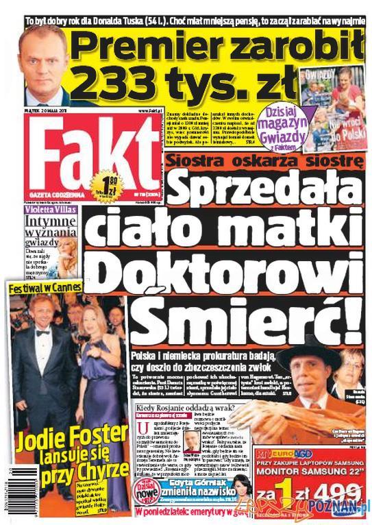 fakt 19 05 2011  Foto: