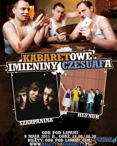 kabaretowe imieniny czesuafa  Foto: kabaretowe imieniny czesuafa