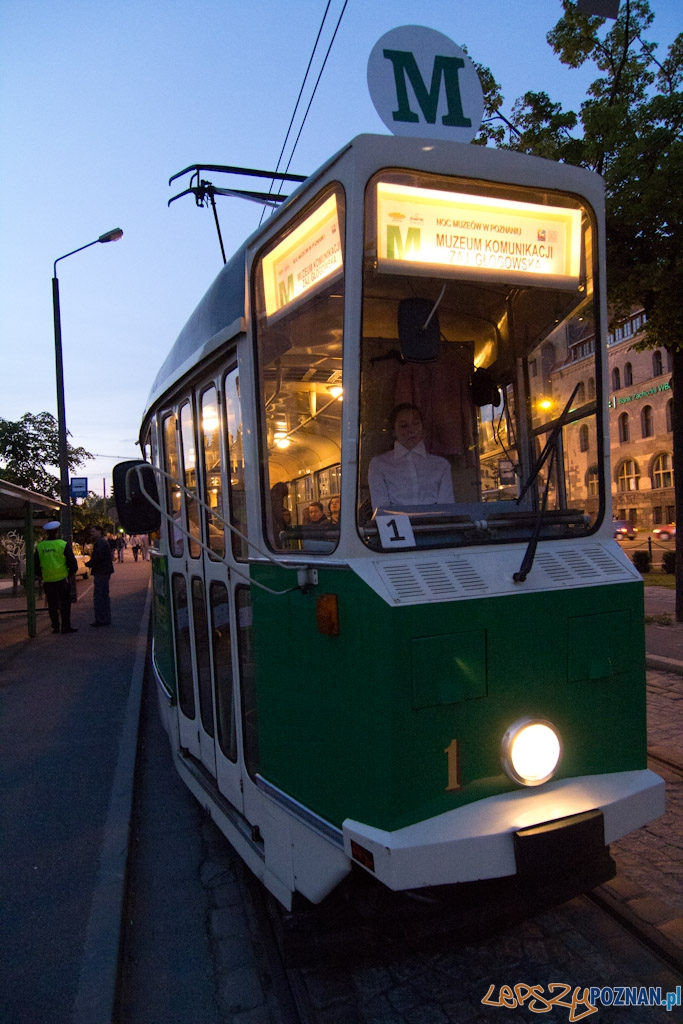 Zabytkowa bimba  Foto: lepszyPOZNAN.pl / Piotr Rychter