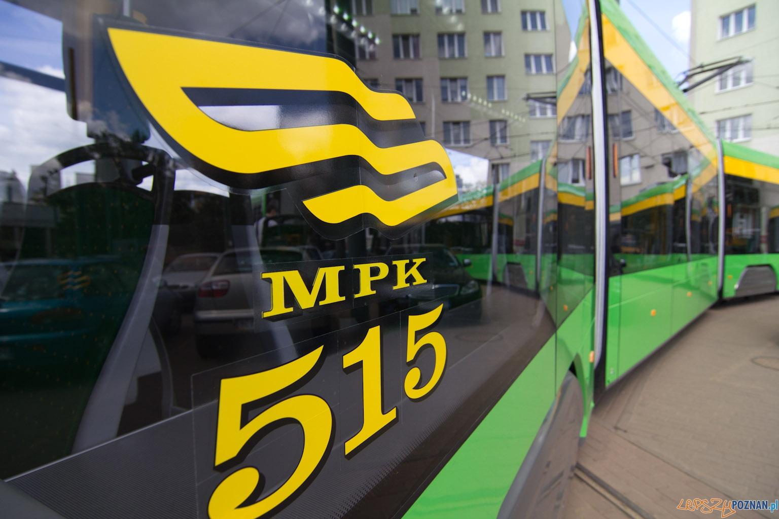 Solaris Tramino  Foto: lepszyPOZNAN.pl / Piotr Rychter