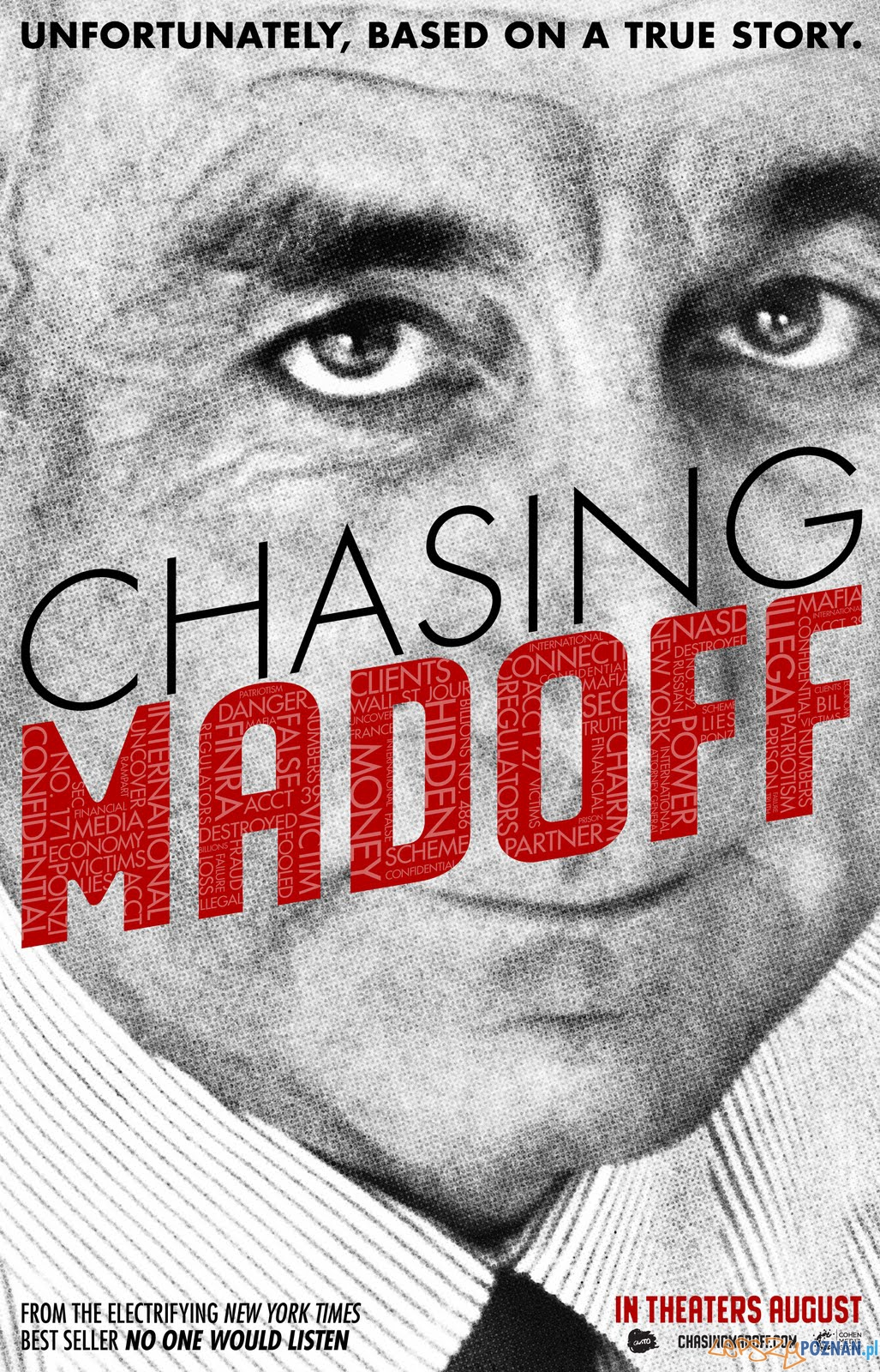 """Chasing Madoff"", reż. Jeff Prosserman, USA 2011 Ada Ginał  Foto:"