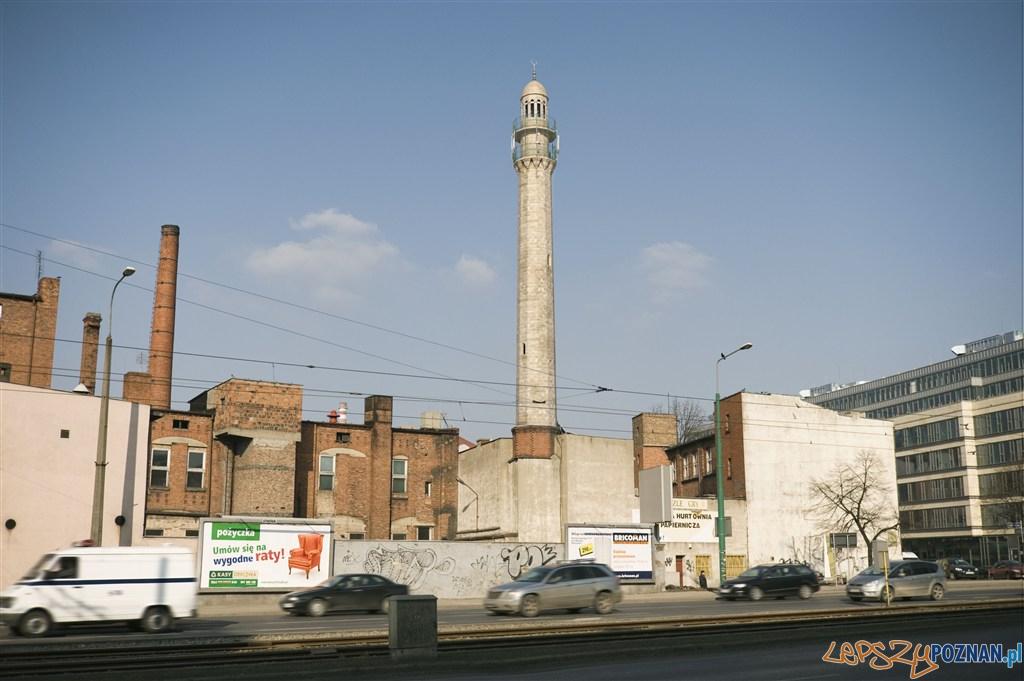 Minaret  Foto: