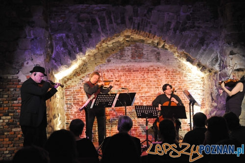 Balanescu Quartet  Foto: crib.mae.ro