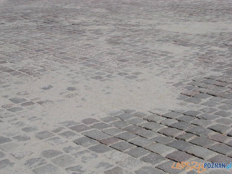 Piaskownica na Starym Rynku  Foto: lepszyPOZNAN.pl/ ag